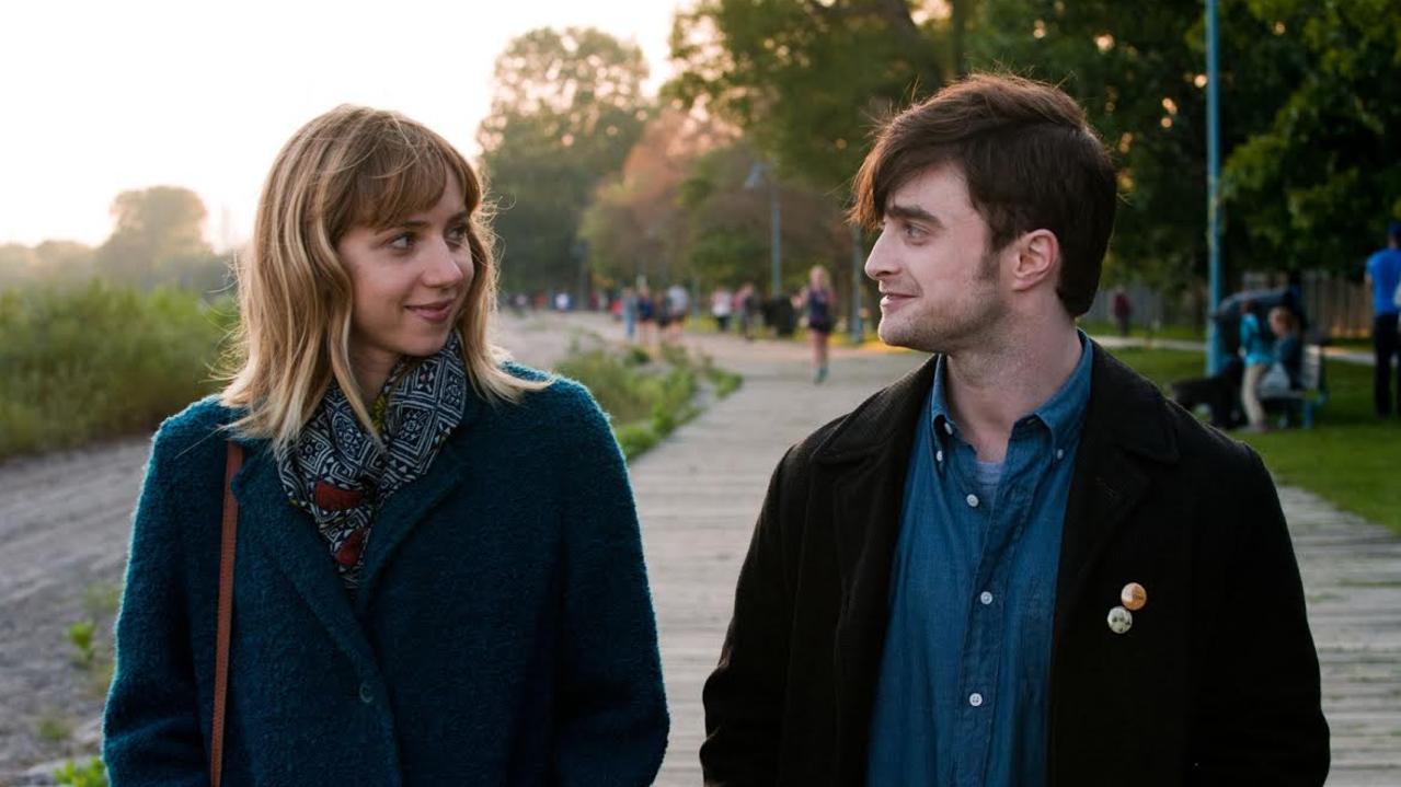 Zoe Kazan in rom-com What If with Daniel Radcliffe