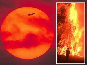NSW bushfire danger rises as air quality plummets again