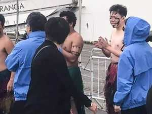 Fury at 'racist' cruise company's NZ stunt