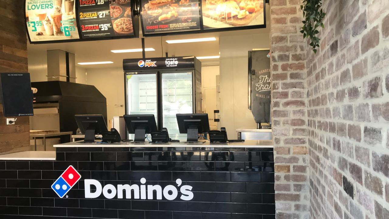 FRESH LOOK: Faster pizzas and an improved customer experience will be served up at Domino's Biloela.