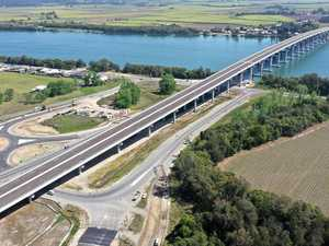 OPENING SOON: How you'll get on and off new Harwood bridge