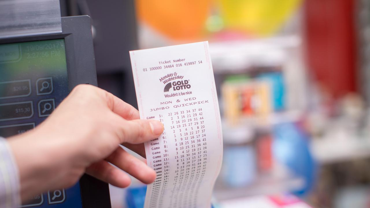 A Gympie farmer took home more than half a million dollars in Gold Lotto prize money.
