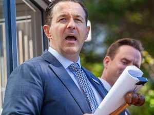 McGrath sacks top agent over 'how many c**ks' scandal