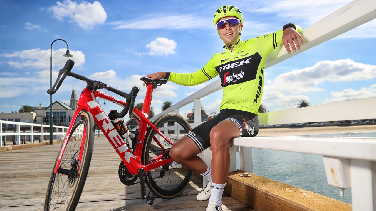 Richie Porte is nearing the end of his career but still feels he can secure a good finish at next year's Tour de France . Picture: Alex Coppel.