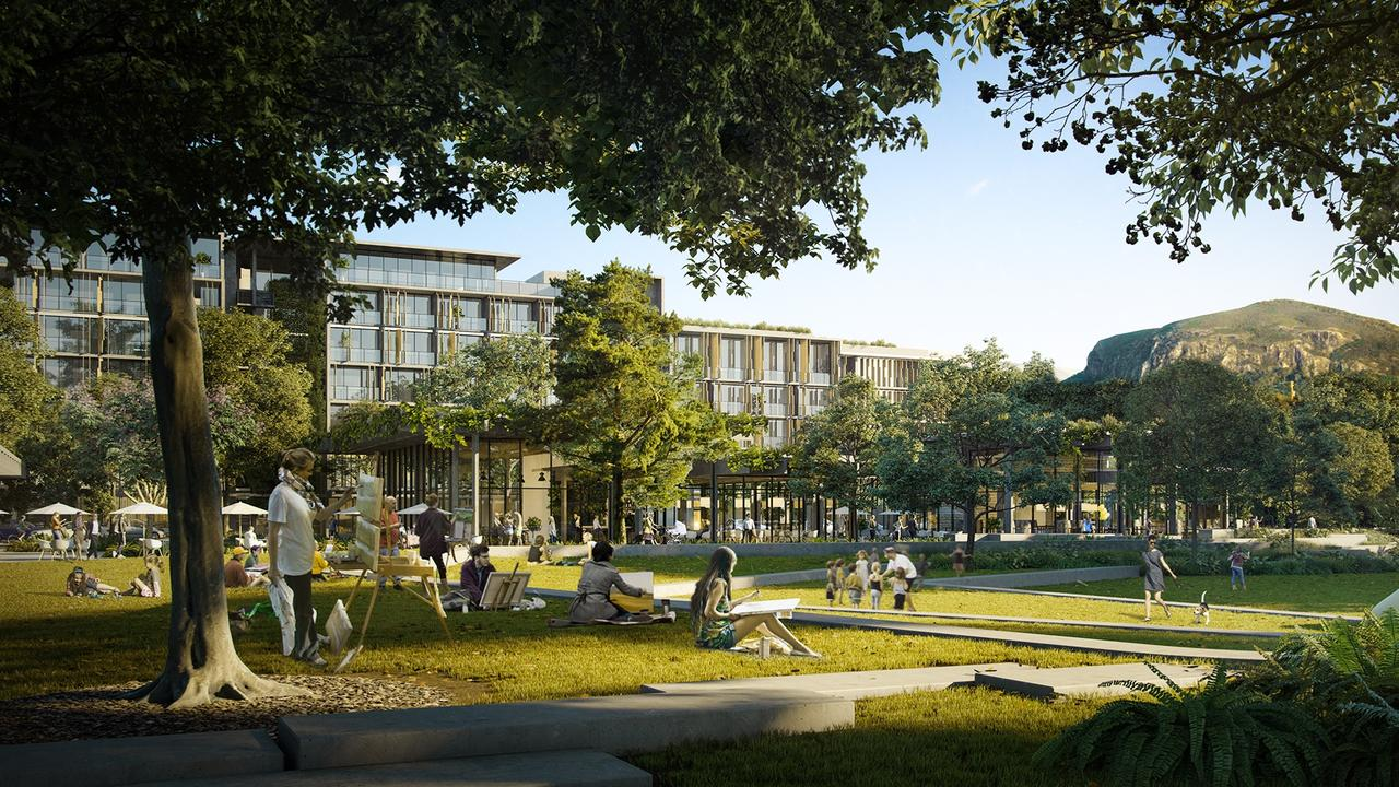 ARTIST IMPRESSIONS: Latest Images of Sekisui proposed development in Coolum. Photo: Contributed