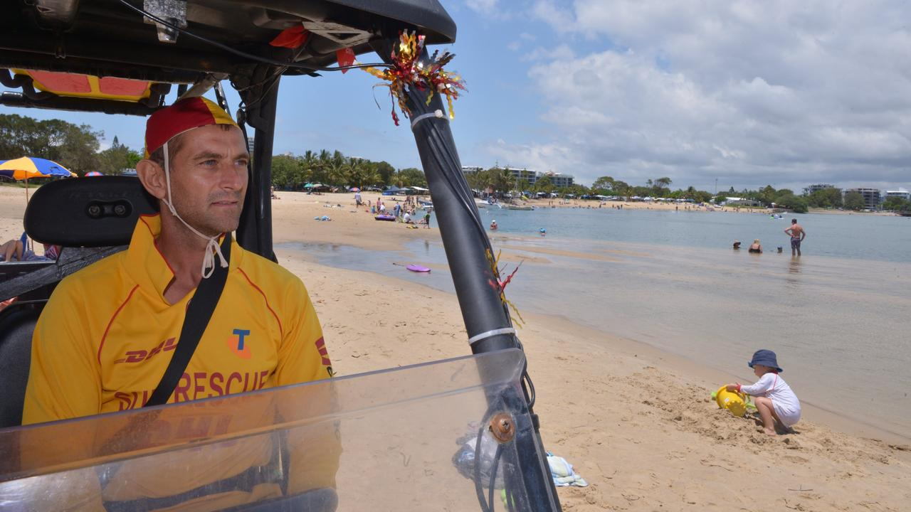 Maroochydore Surf Lifesaving volunteer Robin Smith was the first responder when Bryce Johns had a cardiac arrest at Cotton Tree. Photo: John McCutcheon