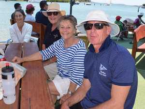 Saturday at the sailing club
