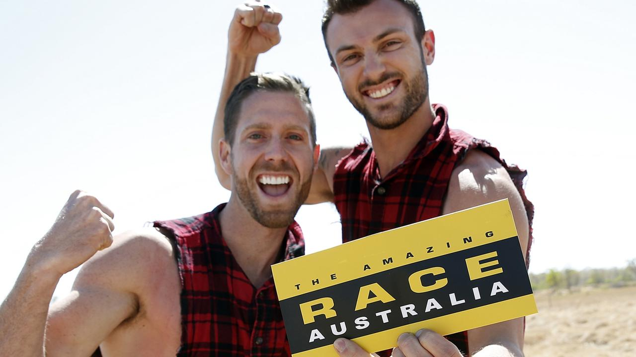 Frontrunners and fan favourites Tim and Rod have taken out the Amazing Race Australia $250,000 prize, and here's how they plan to spend it.