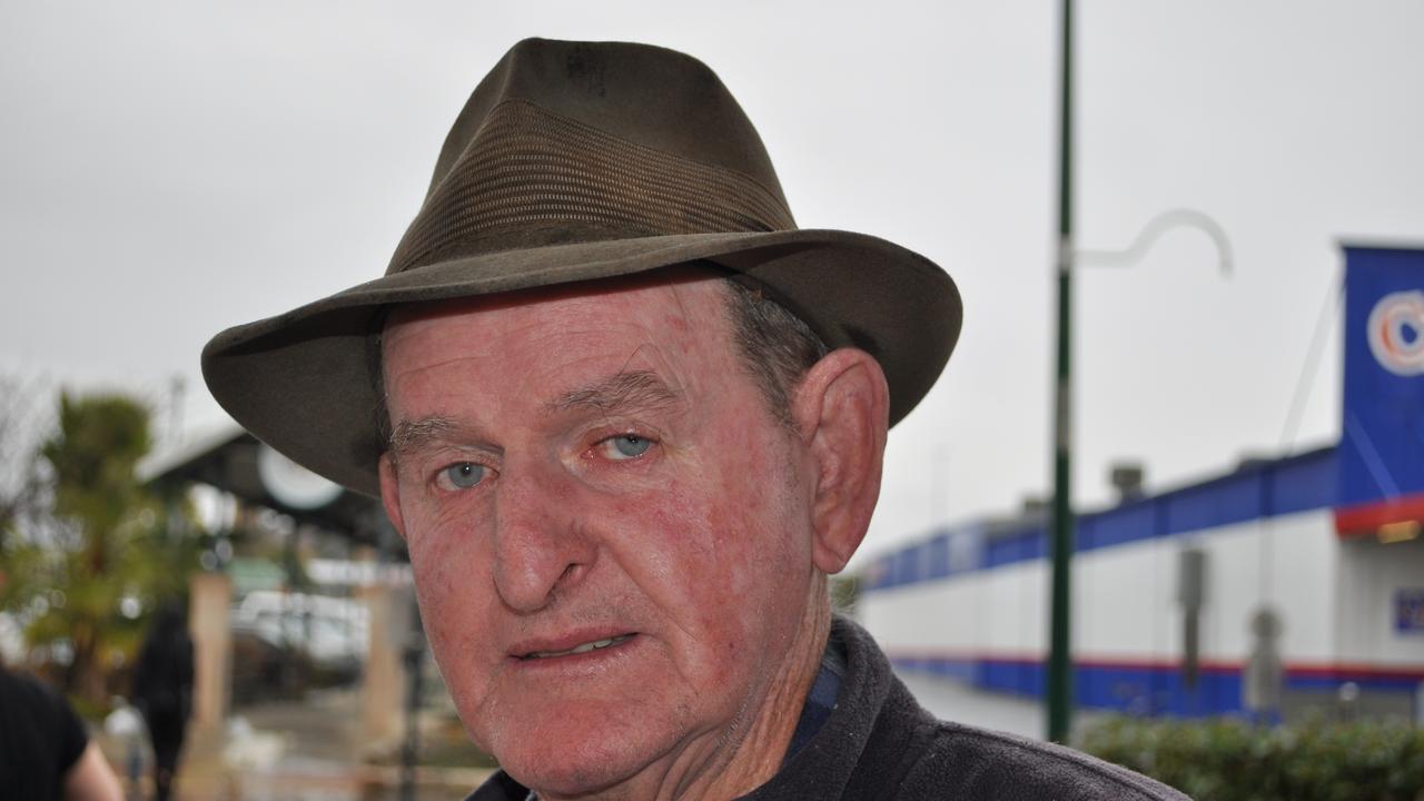 Warwick man John Alldridge, 75, was struck and killed by the Jeep Cherokee.