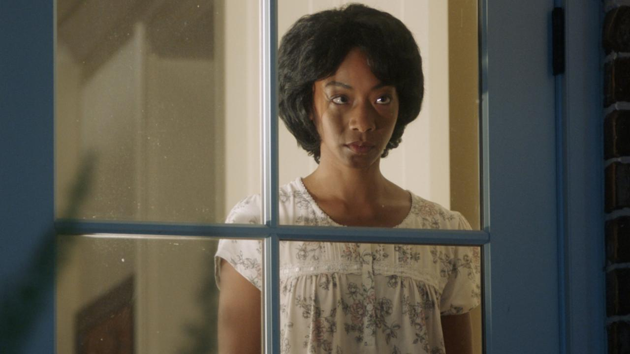 Betty Gabriel scared the bejesus out of us in Get Out