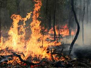 Firefighters monitor two fires in South Burnett