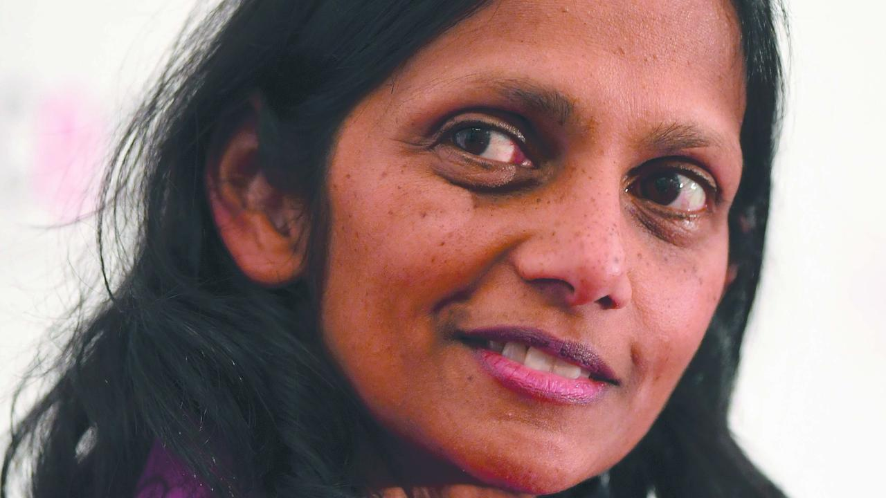 Macquarie CEO Shemara Wikramanayake is the first woman to take out the top spot. Picture: AAP