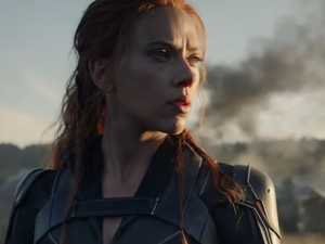Marvel reveals first Black Widow trailer