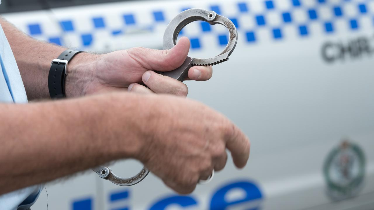 Crows Nest police arrested a woman on multiple drugs charges. (FILE PHOTO)