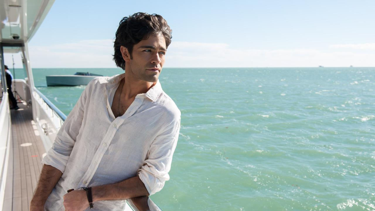 Adrian Grenier, best known for his role in Entourage, has joined Australian Netflix series Clickbait