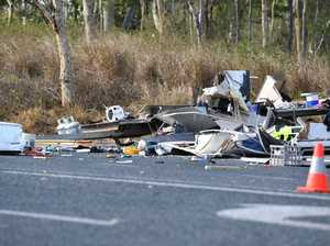 Bruce Highway crash victim identified
