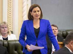 Opposition Leader Deb Frecklington apologises for 'racist' videos