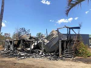 Whitsunday residence completely gutted by fire