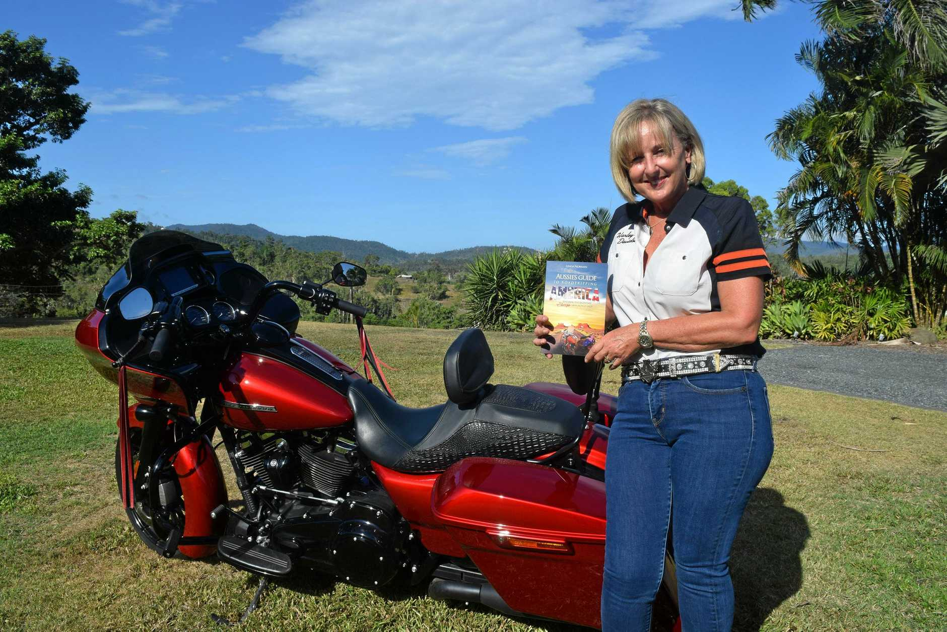 Aussies Guide to Roadtripping America has been a four year labour of love for Strathdickie woman Linda Norman.