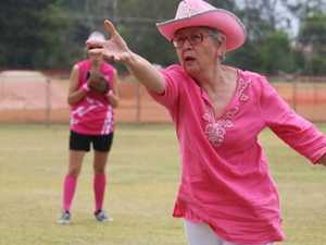 Pink flavour adds colour to cancer fundraiser