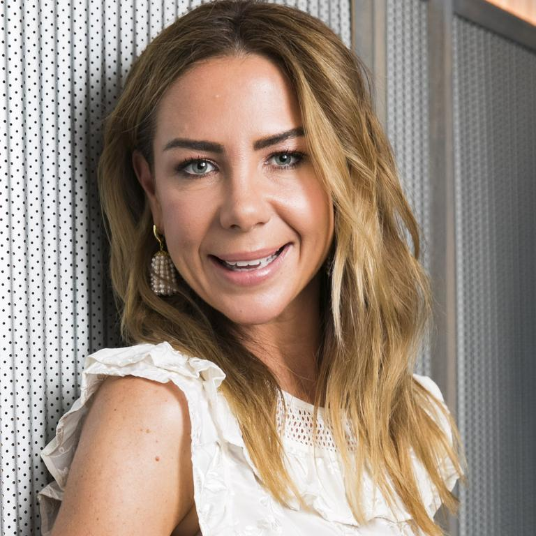 Police took out an AVO to protect Kate Ritchie. Picture: Dylan Robinson