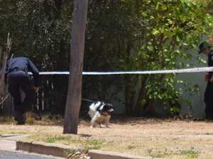 IN PICTURES: Police dig up Chinchilla backyard