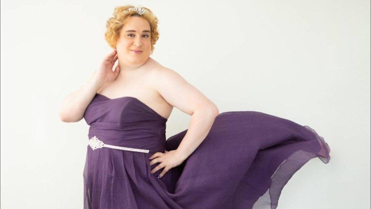 Canadian trans activist Jessica Yaniv.