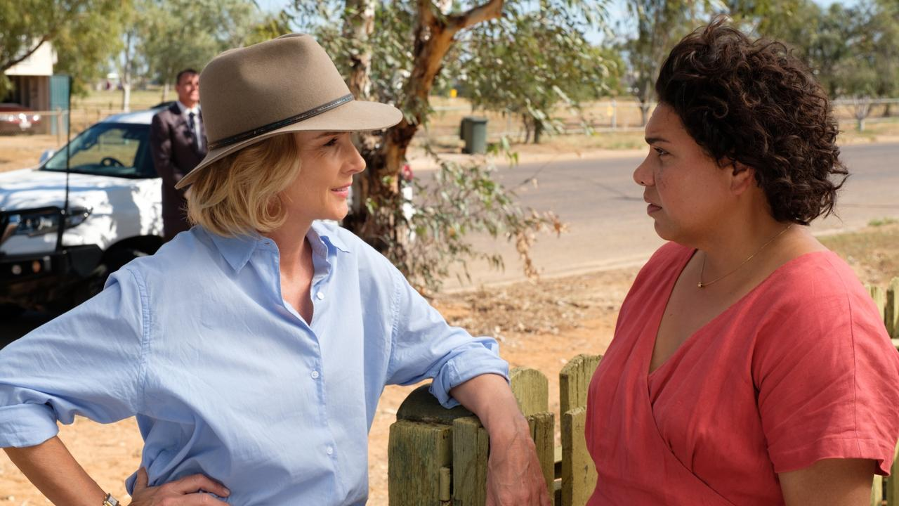 Total Control won three awards, including acting gongs for Rachel Griffiths and Deborah Mailman