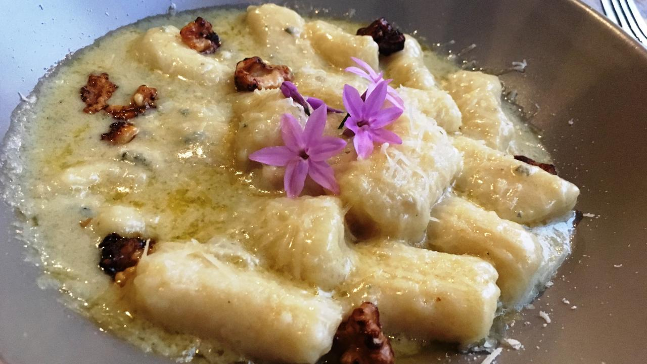 Gnocchi at Bacaro. Picture: Shirley Sinclair