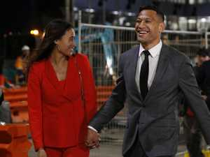 Folau $8m settlement 'wrong', RA says