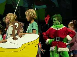 How the Grinch found Christmas spirit