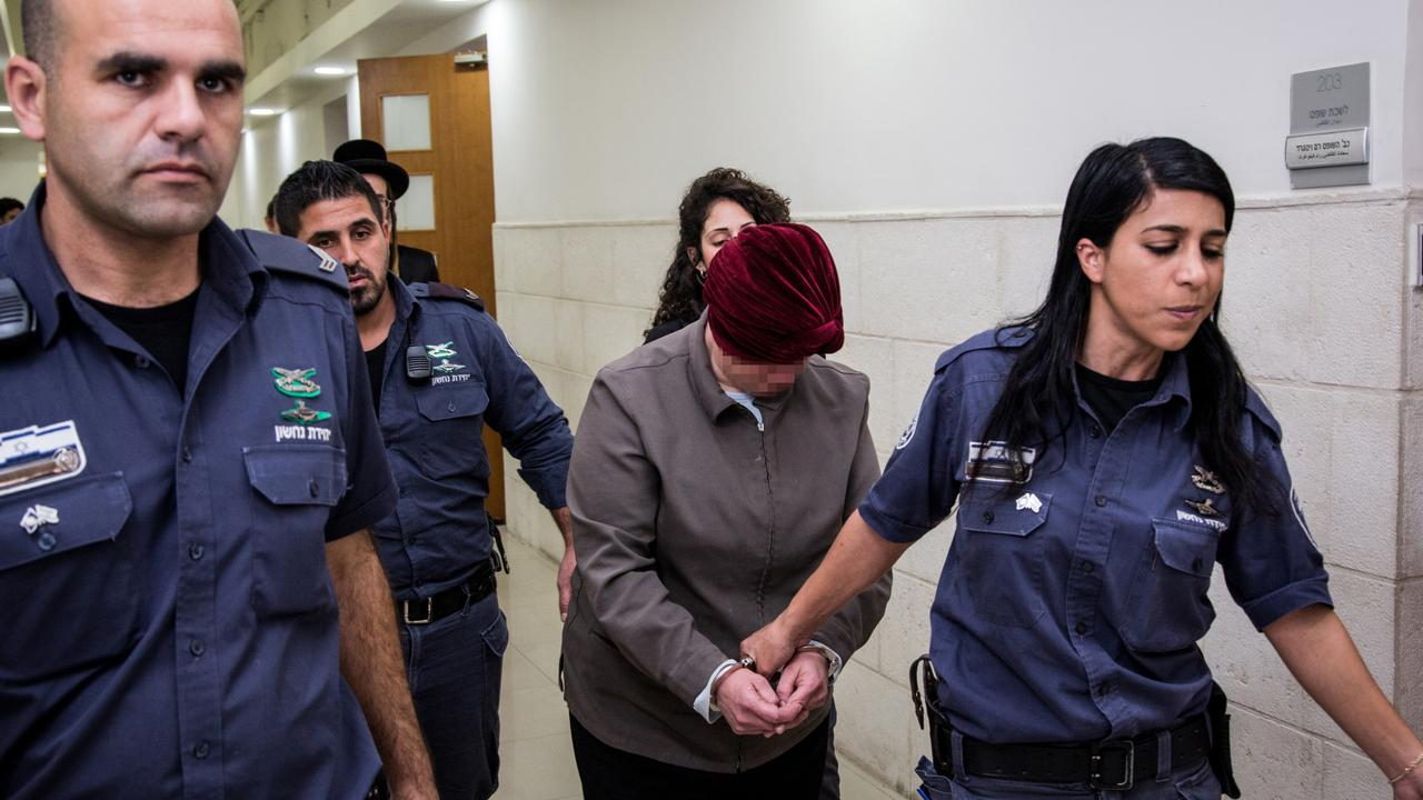 Former Melbourne teacher Malka Leifer is facing extradition to Australia over child sex charges. Picture: Franck Bessiere