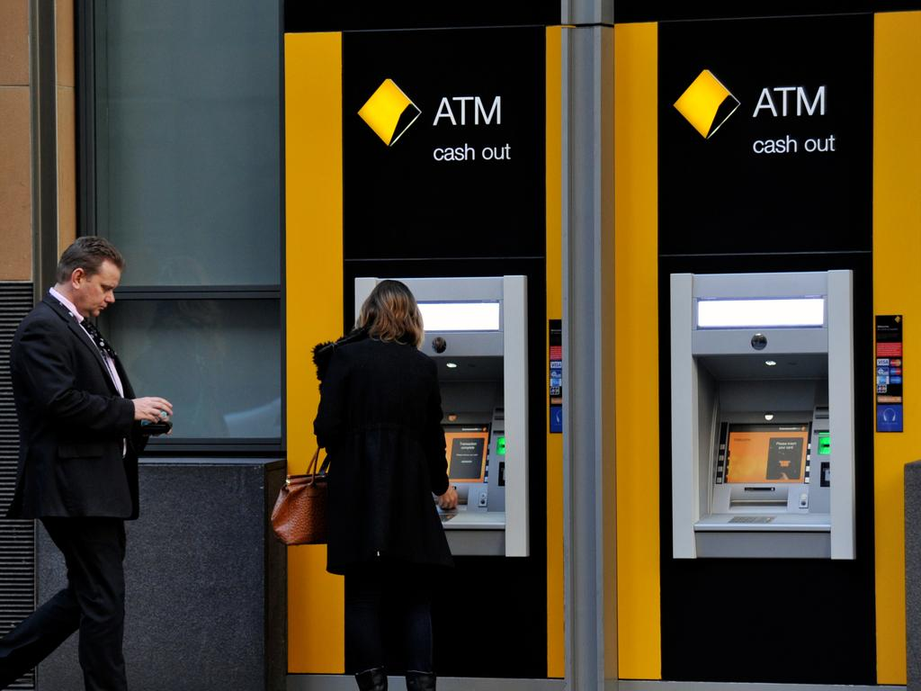 Commonwealth Bank has a well-known brand but not the best reputation. Picture: AAP