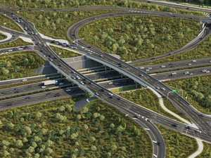 Major milestone: Revolutionary Coast interchange link opens