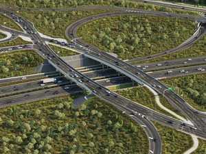 Major milestone: Revolutionary Coast interchange link opens