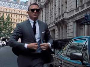 New Bond movie drops first trailer