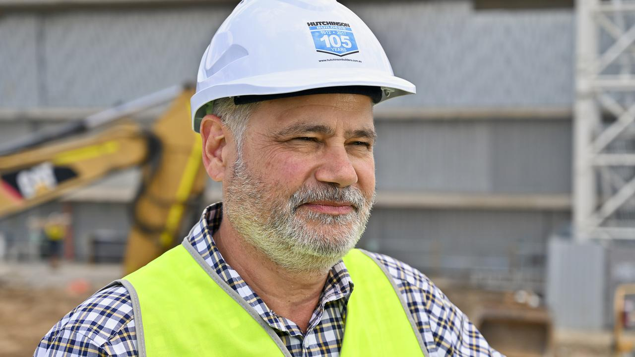 Ipswich City Council interim administrator Greg Chemello said his one biggest regret from his time with the city is not seeing the CBD complete before he leaves.