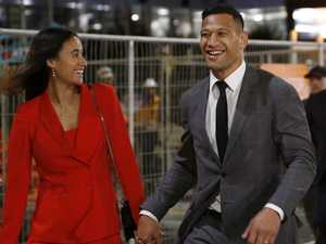 What will happen to money donated to Folau