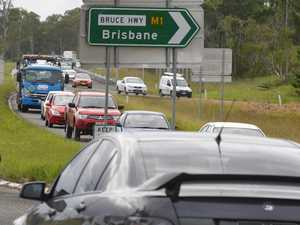 Nightmare commute: Long delays after peak-hour crash
