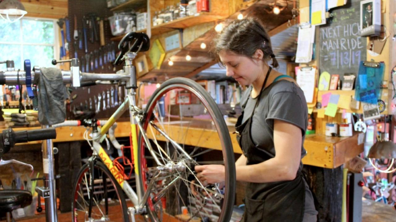 BIKE SHOP: Support your local bike shop this festive season and help make your velo community strong.