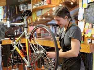 Bike shops feed a local economy