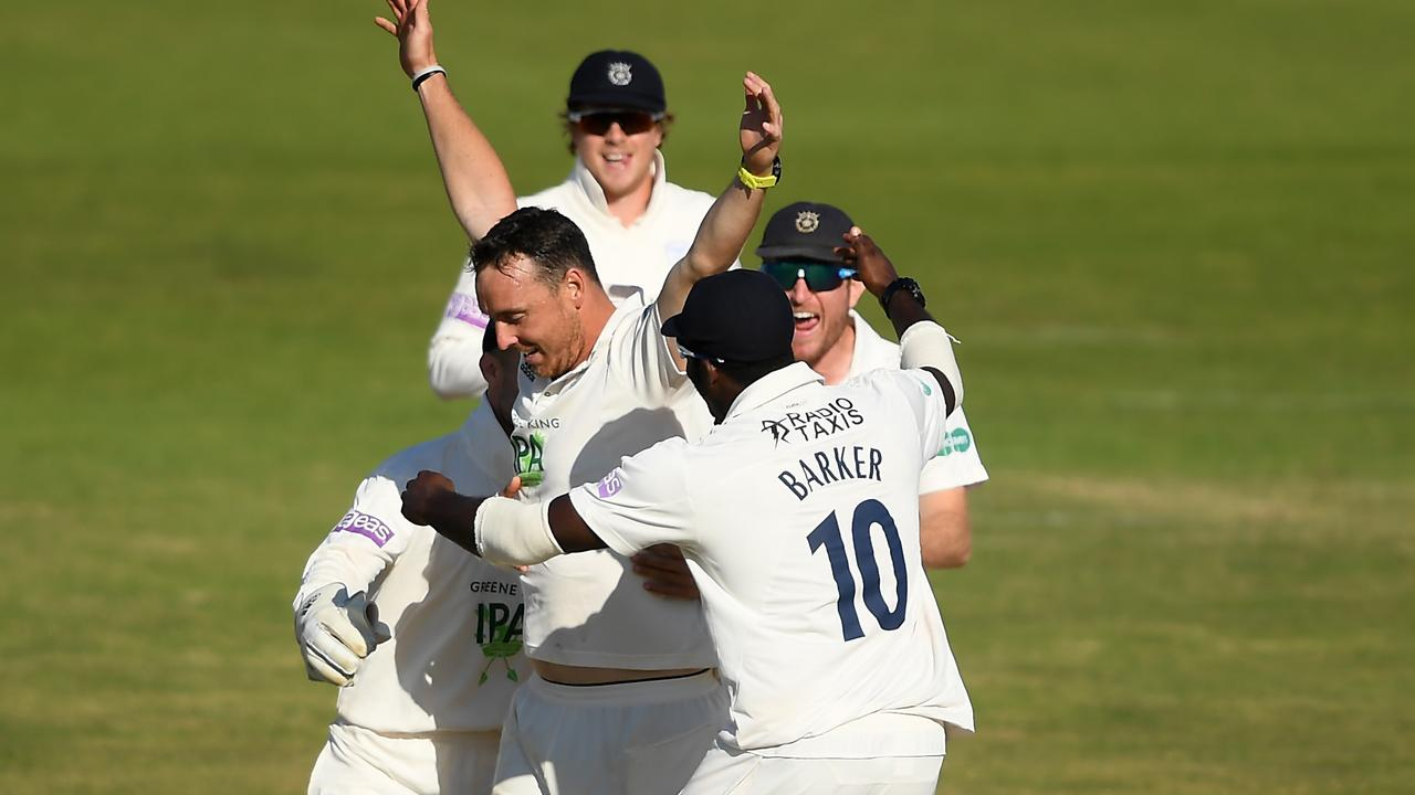 Kyle Abbott gave up his South Africa spot to play County Championship cricket in England.