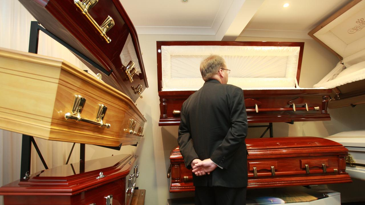 There are currently three Kingaroy funeral businesses advertising for new employees.