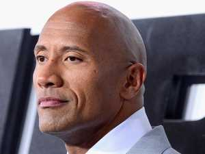 The Rock opens up on painful divorce