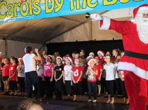 Carols by the Beach: Christmas spirit ready to shine