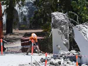Sound shell demolition on track for Carols by Candlelight