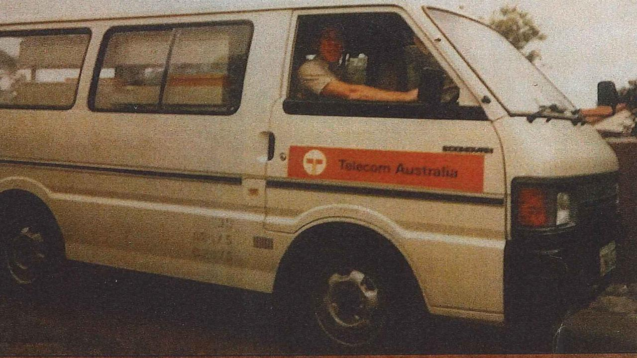 Claremont serial killer trial - Tendered court documents from the Bradley Robert Edwards case. Source: Supplied by Supreme Court. A van similar to the one used in the crimes.