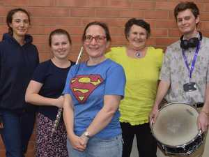 Musicians share movie favourites for free family concert
