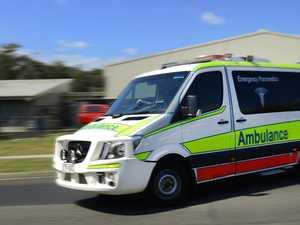 Two women taken to hospital after Central Highlands crash