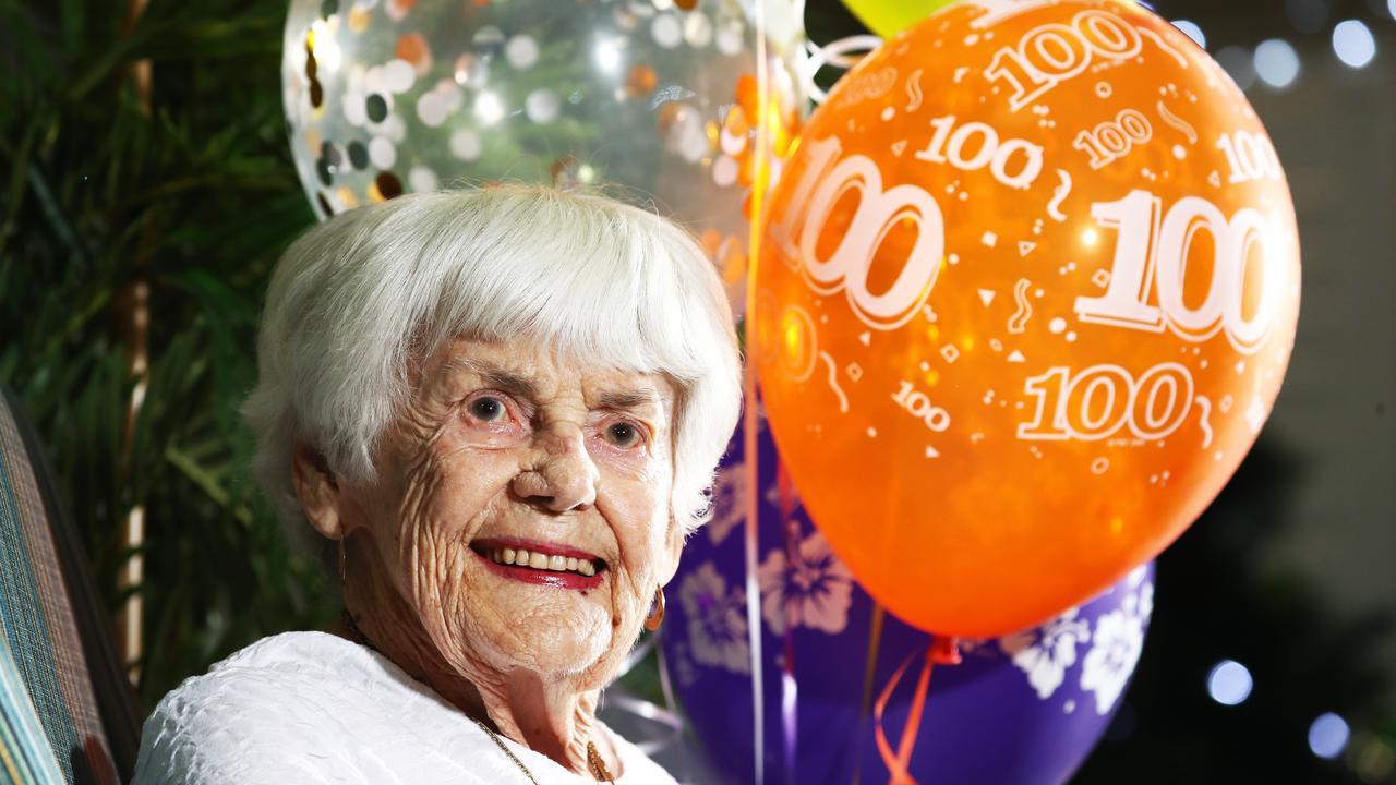 Eileen Turns 100
